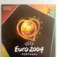 Coleccionismo deportivo: ALBUM PANINI. - UEFA EURO 2004 - #. Lote 172370263