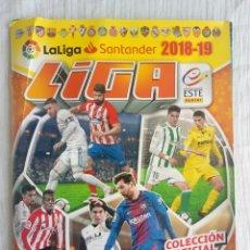 Coleccionismo deportivo: ALBUM PANINI. - LIGA 2018-19. - SUPER COMPLETE + WINTER UPDATE - #. Lote 172372723