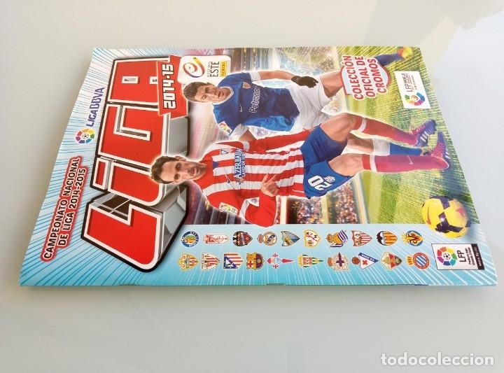 Coleccionismo deportivo: ALBUM PANINI. - LIGA 2014-15 - # - Foto 3 - 172373293