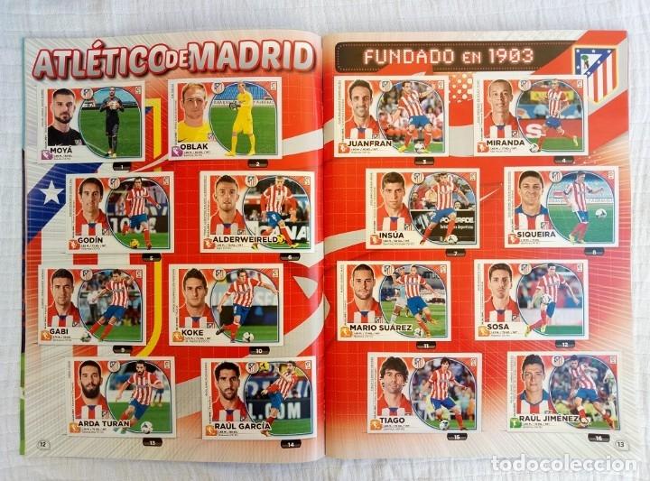 Coleccionismo deportivo: ALBUM PANINI. - LIGA 2014-15 - # - Foto 5 - 172373293