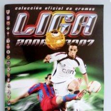 Coleccionismo deportivo: ALBUM ED. ESTE. - LIGA 2006-2007 - #. Lote 172395334