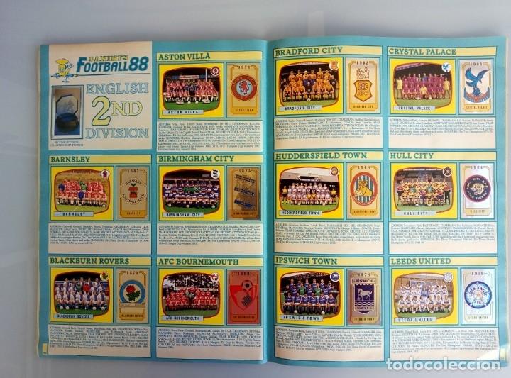 Coleccionismo deportivo: ALBUM PANINI. - FOOTBALL 88 - # - Foto 8 - 172396637