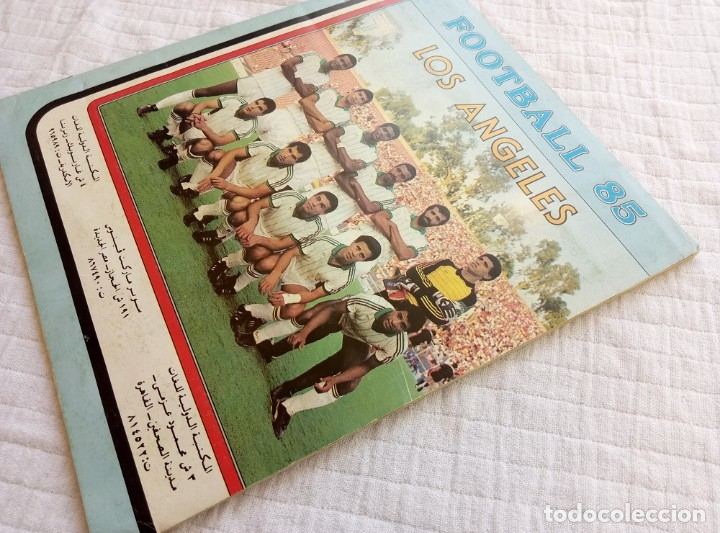 Coleccionismo deportivo: ALBUM PANINI. - FOOTBALL 85 - # - Foto 4 - 172397079