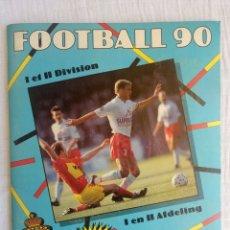 Coleccionismo deportivo: ALBUM PANINI. - FOOTBALL 90 - #. Lote 172405137