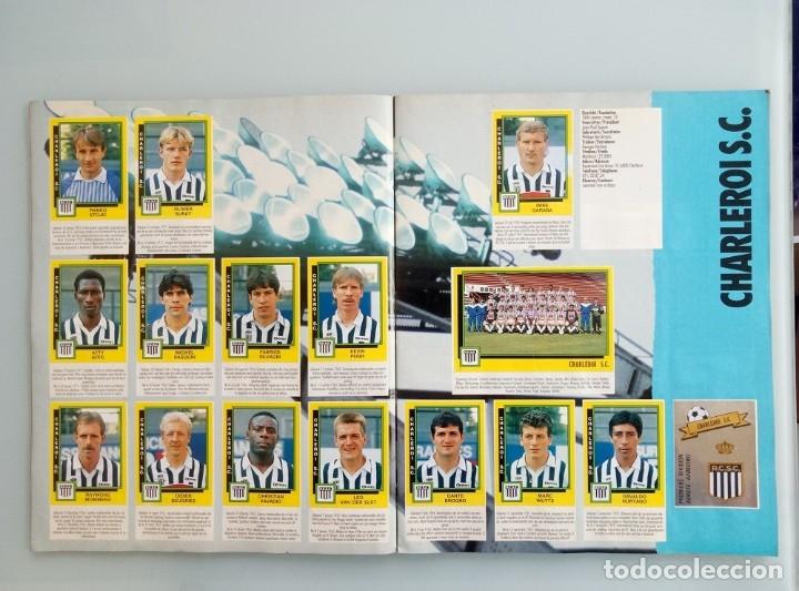 Coleccionismo deportivo: ALBUM PANINI. - FOOTBALL 91 - # - Foto 4 - 172405282