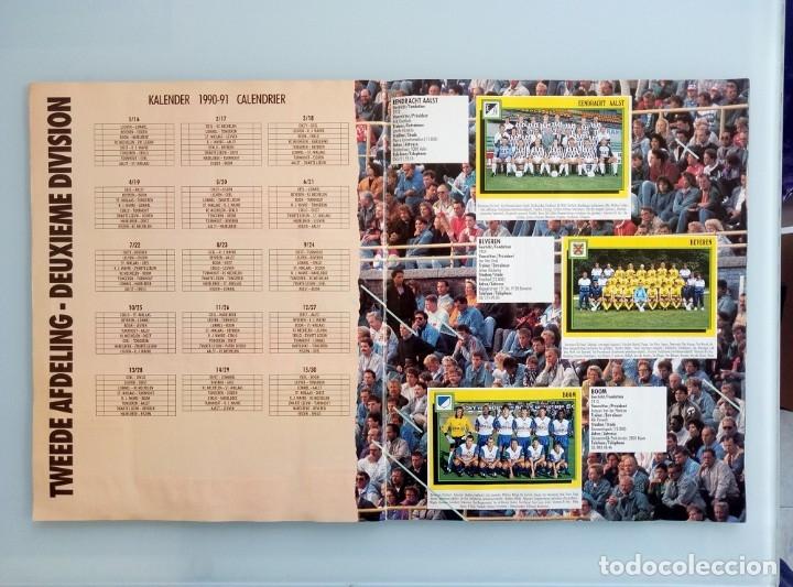 Coleccionismo deportivo: ALBUM PANINI. - FOOTBALL 91 - # - Foto 6 - 172405282