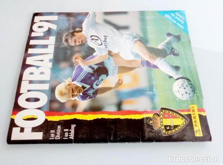 Coleccionismo deportivo: ALBUM PANINI. - FOOTBALL 91 - # - Foto 8 - 172405282