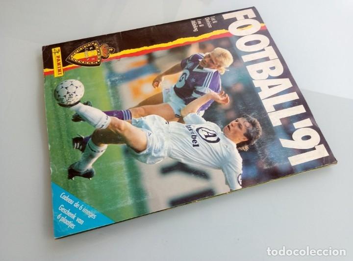 Coleccionismo deportivo: ALBUM PANINI. - FOOTBALL 91 - # - Foto 9 - 172405282