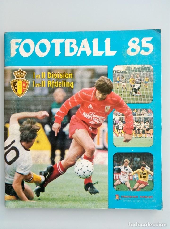 ALBUM PANINI. - FOOTBALL 85 - # (Coleccionismo Deportivo - Libros de Fútbol)