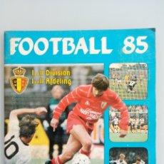 Coleccionismo deportivo: ALBUM PANINI. - FOOTBALL 85 - #. Lote 172405438