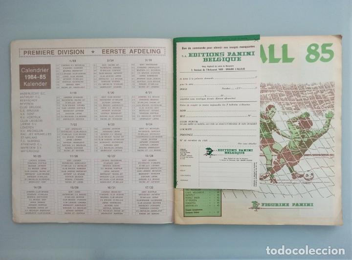 Coleccionismo deportivo: ALBUM PANINI. - FOOTBALL 85 - # - Foto 3 - 172405438