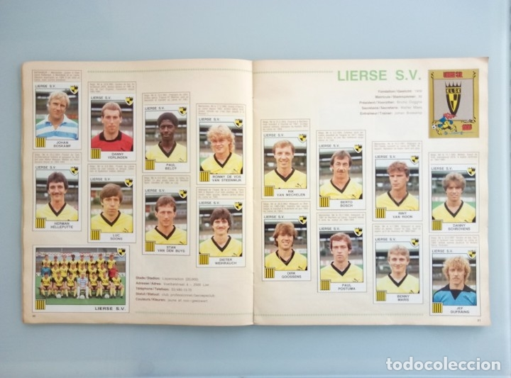 Coleccionismo deportivo: ALBUM PANINI. - FOOTBALL 85 - # - Foto 5 - 172405438