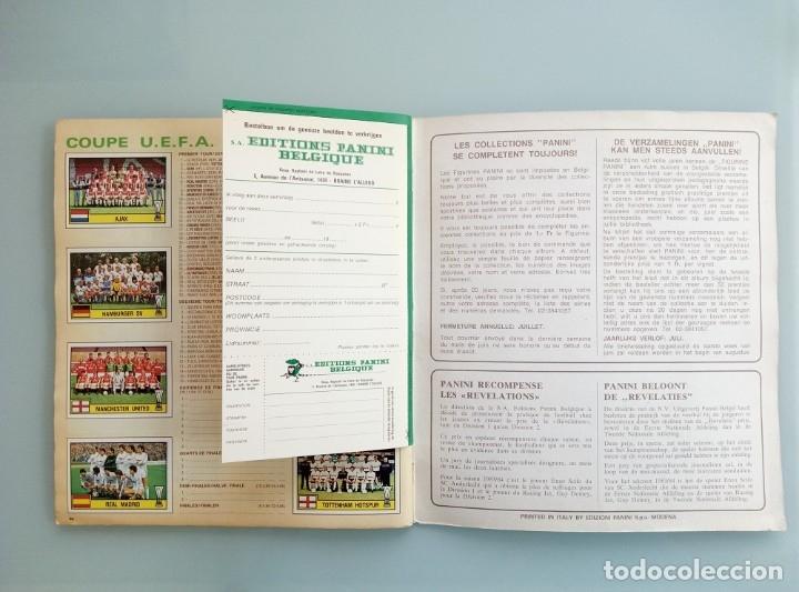 Coleccionismo deportivo: ALBUM PANINI. - FOOTBALL 85 - # - Foto 7 - 172405438