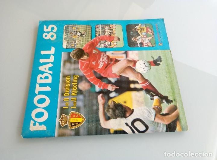 Coleccionismo deportivo: ALBUM PANINI. - FOOTBALL 85 - # - Foto 8 - 172405438
