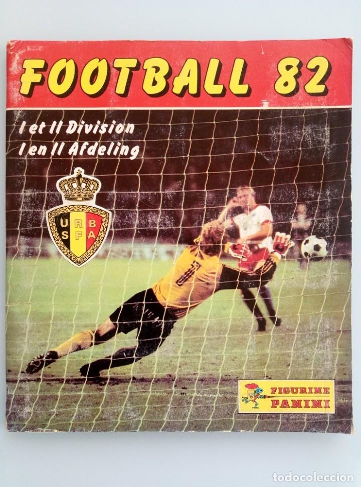 ALBUM PANINI. - FOOTBALL 82 - # (Coleccionismo Deportivo - Libros de Fútbol)