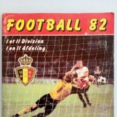 Coleccionismo deportivo: ALBUM PANINI. - FOOTBALL 82 - #. Lote 172406038