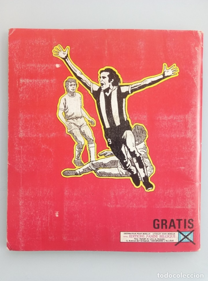 Coleccionismo deportivo: ALBUM PANINI. - FOOTBALL 82 - # - Foto 2 - 172406038
