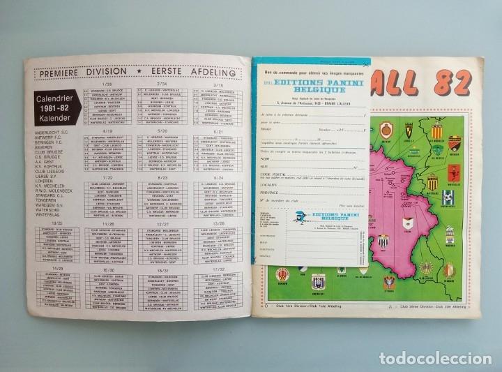 Coleccionismo deportivo: ALBUM PANINI. - FOOTBALL 82 - # - Foto 3 - 172406038