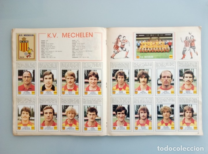 Coleccionismo deportivo: ALBUM PANINI. - FOOTBALL 82 - # - Foto 6 - 172406038