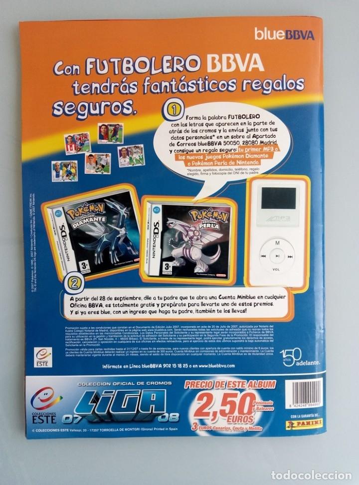 Coleccionismo deportivo: ALBUM ED. ESTE. - LIGA 2007-2008 - # - Foto 2 - 172415563