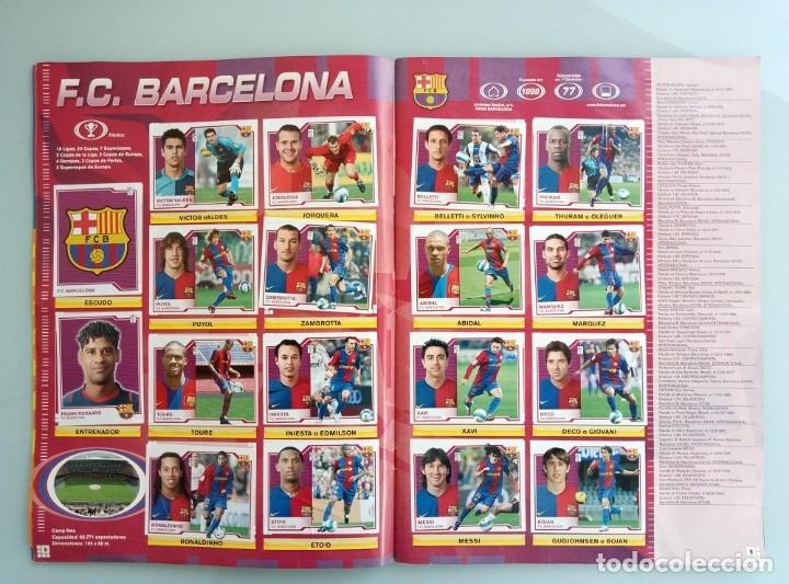 Coleccionismo deportivo: ALBUM ED. ESTE. - LIGA 2007-2008 - # - Foto 5 - 172415563