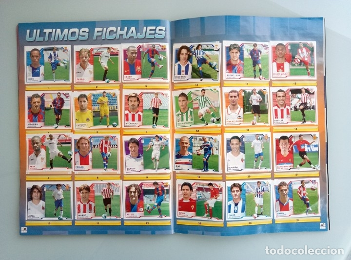Coleccionismo deportivo: ALBUM ED. ESTE. - LIGA 2007-2008 - # - Foto 7 - 172415563