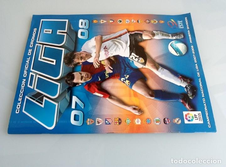 Coleccionismo deportivo: ALBUM ED. ESTE. - LIGA 2007-2008 - # - Foto 9 - 172415563