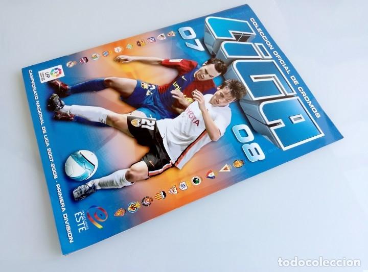 Coleccionismo deportivo: ALBUM ED. ESTE. - LIGA 2007-2008 - # - Foto 10 - 172415563