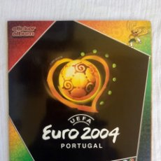 Coleccionismo deportivo: ALBUM PANINI. - UEFA EURO 2004 - #. Lote 172423504