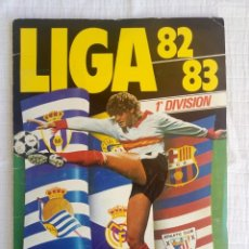 Coleccionismo deportivo: ALBUM ED. ESTE. - LIGA 82-83 - #. Lote 172642137