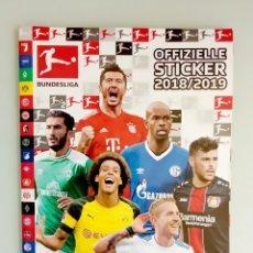 Collectionnisme sportif: ALBUM TOPPS. - OFFIZIELLE STICKER BUNDESLIGA 2018/2019 - #. Lote 172649797