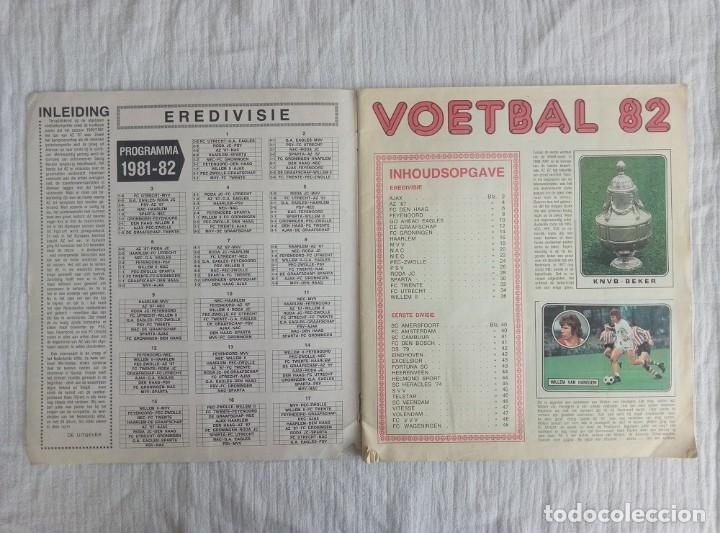 Coleccionismo deportivo: ALBUM PANINI. - VOETBAL 82 - # - Foto 4 - 172682628