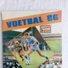 Coleccionismo deportivo: ALBUM PANINI. - VOETBAL 86 - #. Lote 172682853
