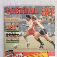 Coleccionismo deportivo: ALBUM PANINI. - VOETBAL 89 - #. Lote 172683818
