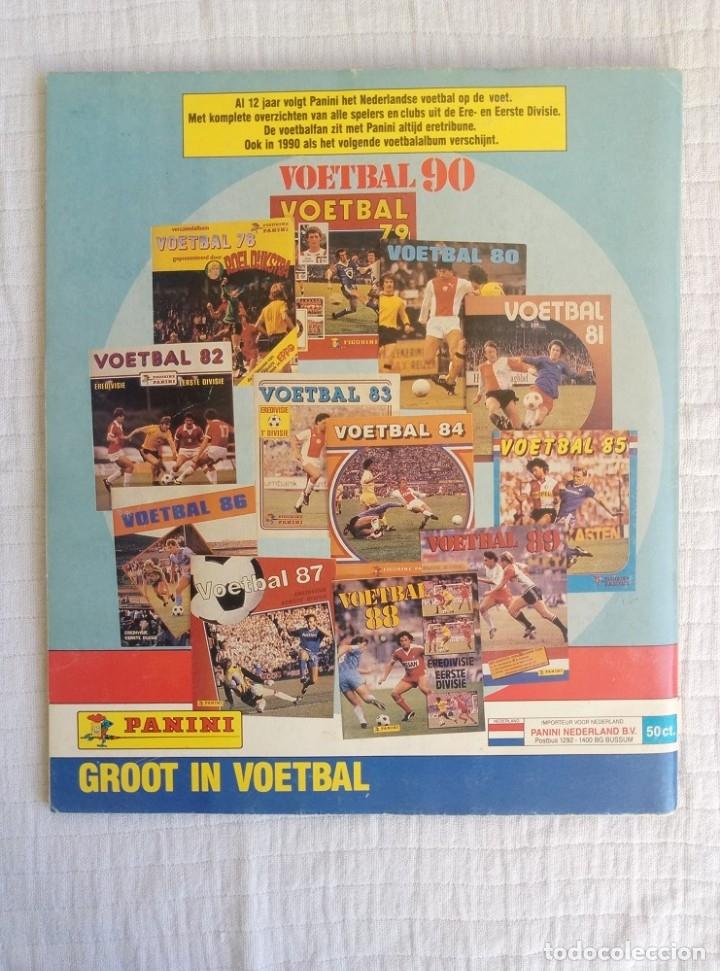 Coleccionismo deportivo: ALBUM PANINI. - VOETBAL 89 - # - Foto 2 - 172683818