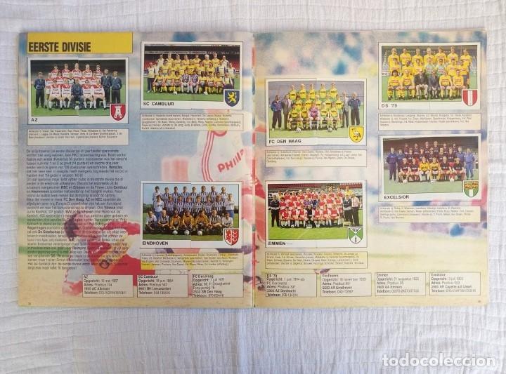 Coleccionismo deportivo: ALBUM PANINI. - VOETBAL 89 - # - Foto 7 - 172683818