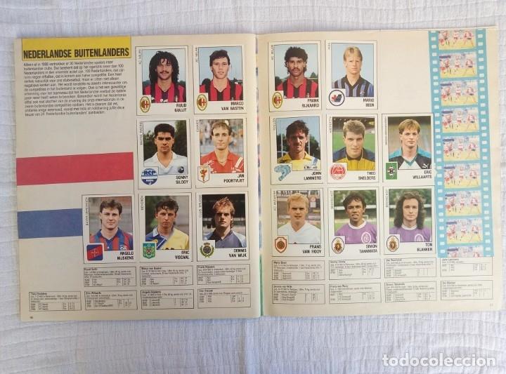Coleccionismo deportivo: ALBUM PANINI. - VOETBAL 89 - # - Foto 8 - 172683818