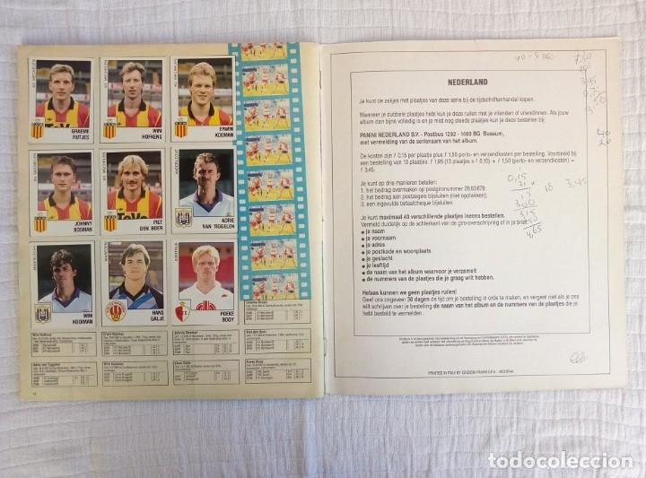 Coleccionismo deportivo: ALBUM PANINI. - VOETBAL 89 - # - Foto 9 - 172683818