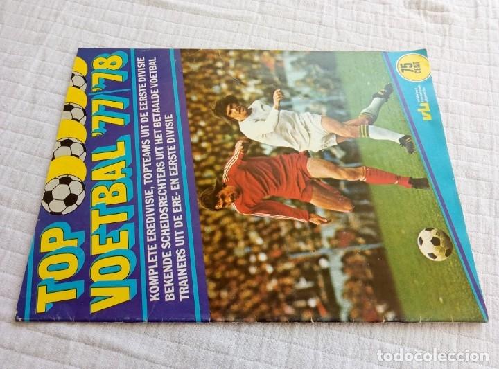 Coleccionismo deportivo: VANDERHOUT. - TOP VOETBAL 77/78 - Empty Album - # - Foto 3 - 172684498