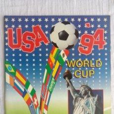 Coleccionismo deportivo: ALBUM PANINI. - USA'94 (SOLO ALBUM) - #. Lote 172690249