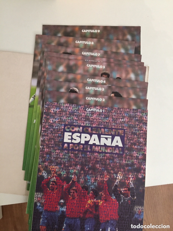 Coleccionismo deportivo: Colección completa fascículos Mundial USA 94 Diario SUR Rarísimo en perfecto estado. - Foto 3 - 173004663