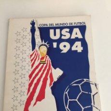 Coleccionismo deportivo: COLECCIÓN COMPLETA FASCÍCULOS MUNDIAL USA 94 DIARIO SUR RARÍSIMO EN PERFECTO ESTADO.. Lote 173004663