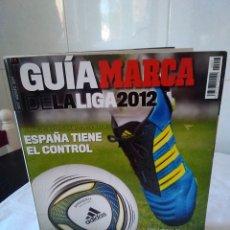Coleccionismo deportivo: 127-GUIA MARCA, LIGA 2012. Lote 173424465