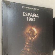 Coleccionismo deportivo: LIBRO - DVD Nº 9 FIFA WORLD CUP COLLECTION 1930 - 2006 ESPAÑA 1982 [PRECINTADO]. Lote 173531777