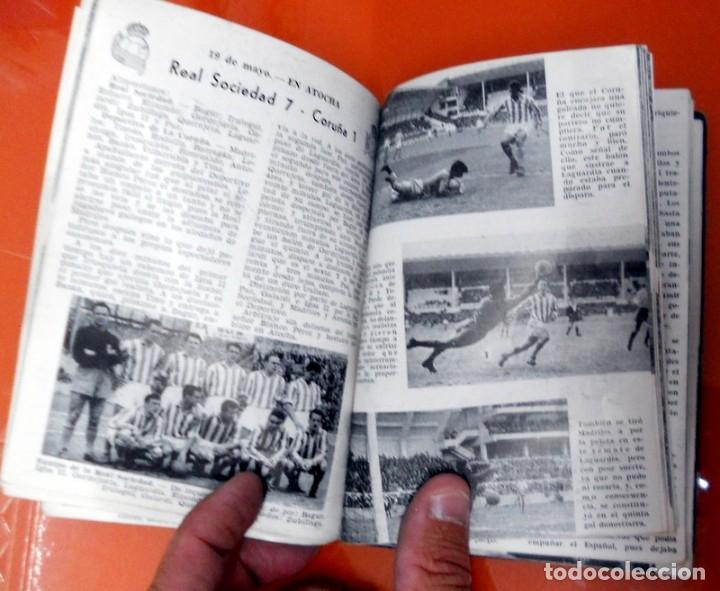 Coleccionismo deportivo: LIBRITO EDICIONES DINÁMICO ZARAGOZA LA LUCHA POR LA COPA 1957 - FÚTBOL VINTAGE - COPA GENERALÍSIMO - Foto 2 - 173598788