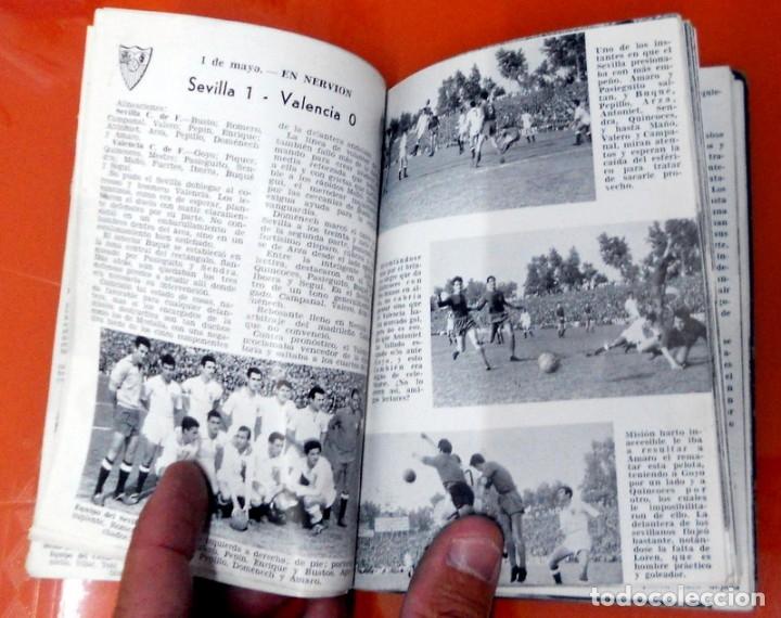 Coleccionismo deportivo: LIBRITO EDICIONES DINÁMICO ZARAGOZA LA LUCHA POR LA COPA 1957 - FÚTBOL VINTAGE - COPA GENERALÍSIMO - Foto 3 - 173598788