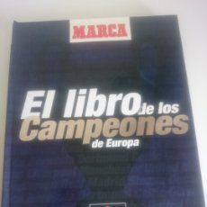Coleccionismo deportivo: CAMPEONES DE EUROPA DE 1999 MARCA. Lote 174347068