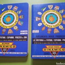 Coleccionismo deportivo: BOLETÍN SUPER DINÁMICO. Lote 175040922