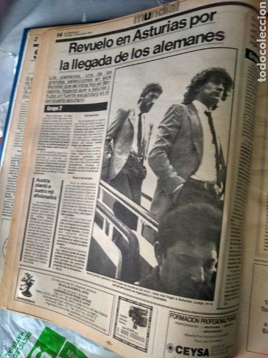 Coleccionismo deportivo: ESPECIAL ( MUY BUSCADO, EL PERIÓDICO, MUNDIAL ESPAÑA 82 ÚNICO PERFECTO ESTADO !) ÚNICO EJEMPLAR. - Foto 20 - 175281918