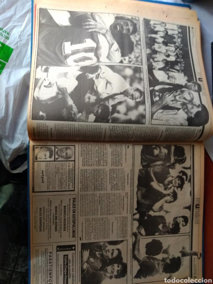 Coleccionismo deportivo: ESPECIAL ( MUY BUSCADO, EL PERIÓDICO, MUNDIAL ESPAÑA 82 ÚNICO PERFECTO ESTADO !) ÚNICO EJEMPLAR. - Foto 21 - 175281918